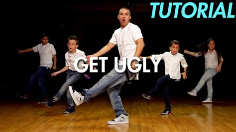 tutorial dance jason derulo jason derulo get ugly dance tutorial mihran