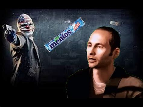 payday 2 bobblehead bob payday 2 mentos commercial