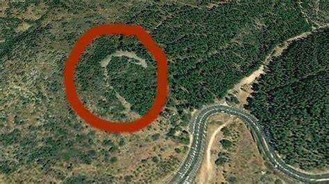 imagenes mas sorprendentes de google maps los descubrimientos m 225 s sorprendentes de los diez a 241 os de