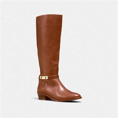 couch boots coach women s boots