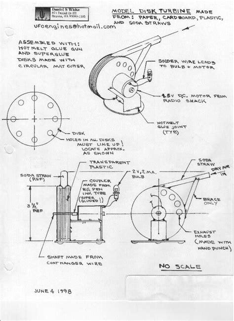 Tesla Turbine Design Calculations Tesla Turbine