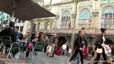 barcelona info tourist information barcelona city spain youtube