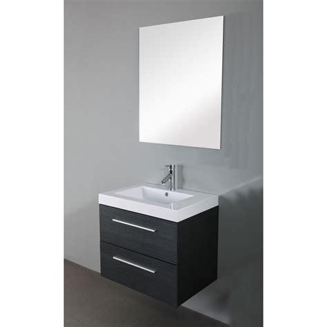luminaire salle de bain 323 meuble pacific 60 gris r 233 f 2913027