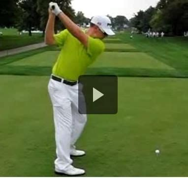 charles schwartzel swing 29 best images about pga tour slow motion video on
