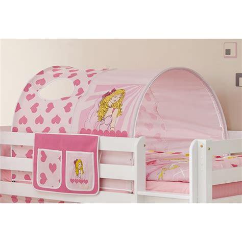 Bett Tunnel by Tunnel Bett Tasche Herzchen Pink 100 Baumwolle F 252 R