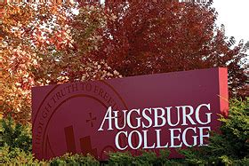 Augsburg College Mba Tuition by New Centers Archives News And Media Augsburg