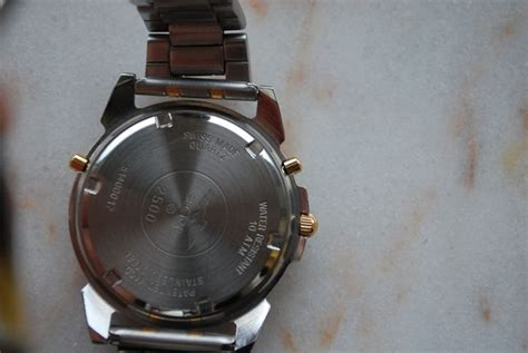 Dc Mens Sector 7 Se sector adv 2500 ref 51400017 mens wristwatch 1990s