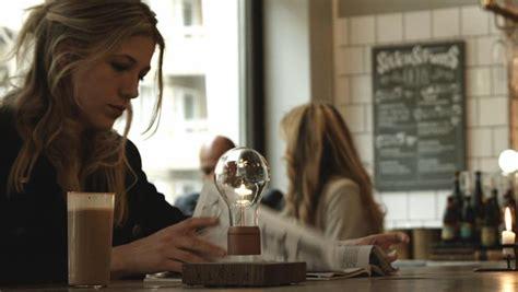flyte kickstarter flyte is a levitating light bulb