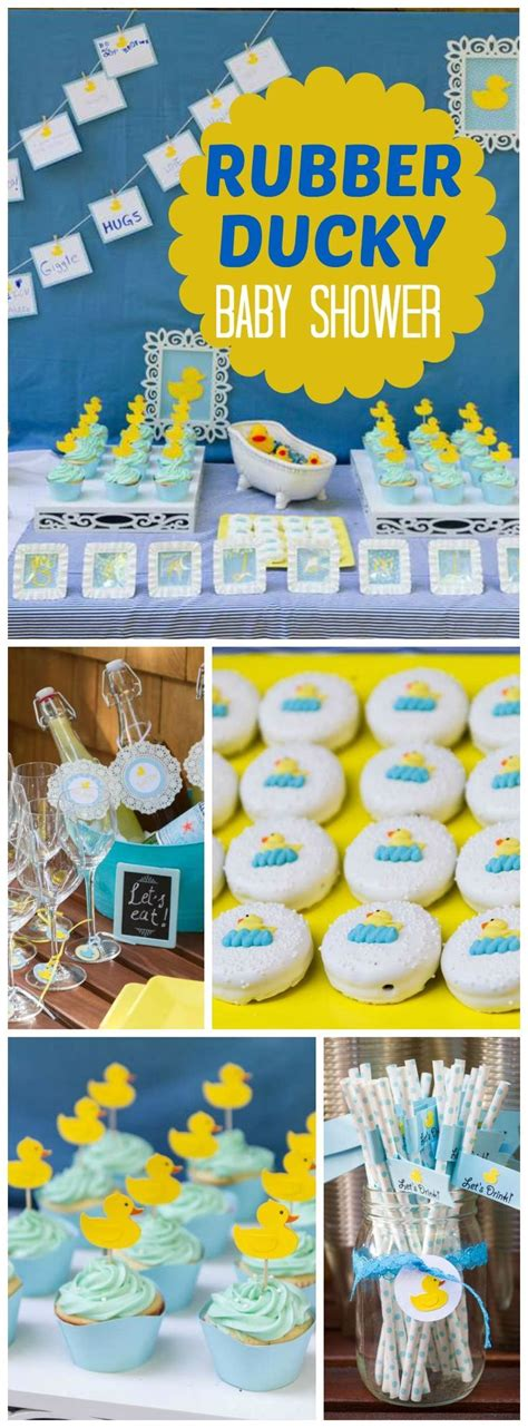Rubber Duckies Baby Shower by Best 25 Ducky Baby Showers Ideas On Rubber