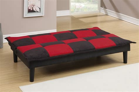 red fabric sofa bed red fabric twin size sofa bed steal a sofa furniture
