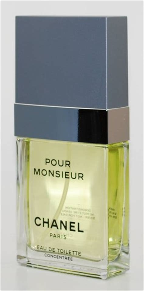 Parfum Chanel Pour Monsieur chanel eau de toilette 75 ml autos post