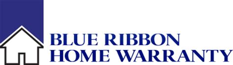 blue ribbon home warranty
