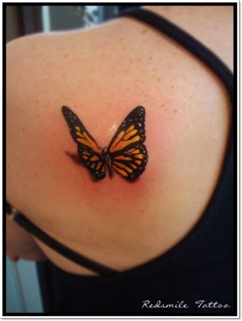 butterfly tattoo on shoulder 61 fantastic butterfly shoulder tattoos