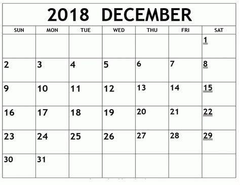 Free Printable 2016 December Calendar