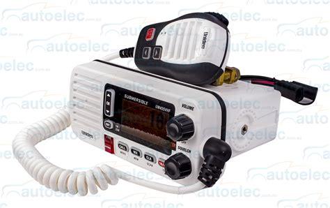 boat radio with speakers uniden um455 vhf offshore boat marine radio with