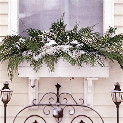 christmas window box displays images