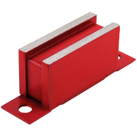 master magnetics 50 lb latch magnet pull 97954