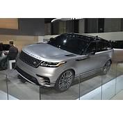 Range Rover Velar Convertible Rendering Looks Like A