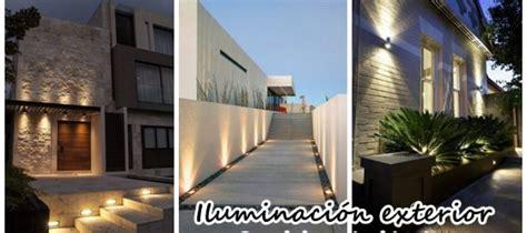 iluminacion de interiores de casas geniales propuestas de iluminacion exterior de casas