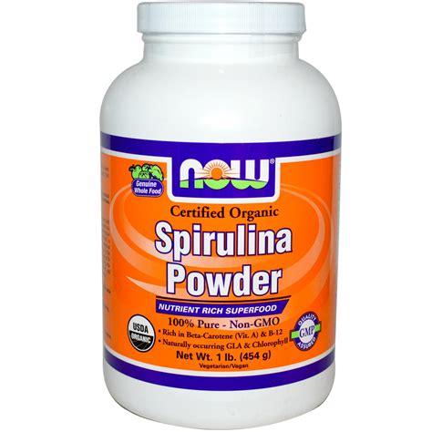 Organic Spirulina Powder best 5 spirulina powders from around the world what is