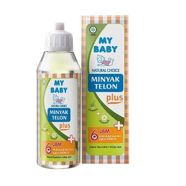 Minyak Telon Plus My Baby 90ml Besar Murah Wangi jual produk bedak tissue basah sabun bayi my baby blibli