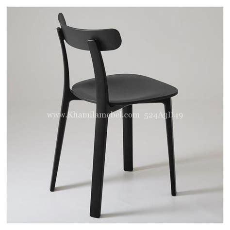 Kursi Tunggu Kayu kursi cafe kayu jati solid elegan khamila mebel