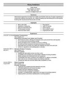 Commercial Roofing Estimator Sle Resume by Resume Exles Hvac Technician Resume Exles Template