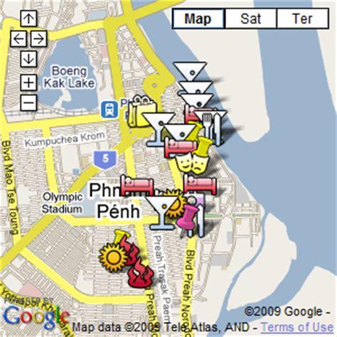 us area code 855 phnom penh bars cabaret clubs discos drag karaoke