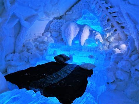 theme hotel de glace et si vous dormiez dans un h 244 tel de glace qu 233 bec