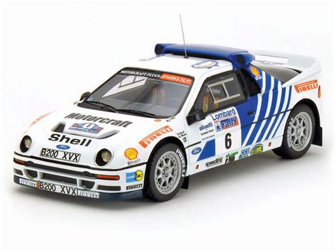 Minichs 1 43 Audi Of America 200 Mid Ohio 1989 Winner the golden age of rally die cast x