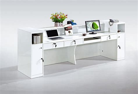 office front desk furniture high end office furniture white cheap small modern office