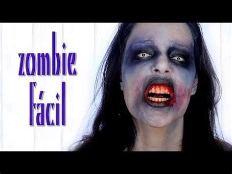 tutorial heridas zombie maquillaje halloween 5 zombie fx efectos especiales fx
