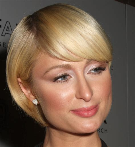 bob haircut paris hilton best bob haircuts 2011 bob hairstyle ideas