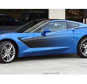 2014 2016 Corvette Stingray  Decal Side Sport Fade