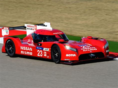 Nissan S Outlandish New Race Car Is A Much Needed Dose Of