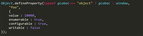 javascript pattern constants how to create constants in javascript dzone web dev