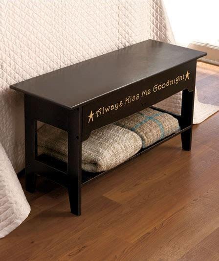 bedroom storage bench seat shelf black  walnut sentimental quotes