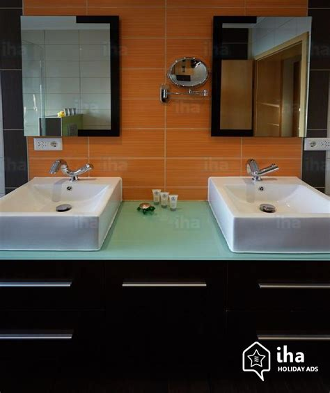 bathroom advert flat apartments for rent in a chalet in ginzling iha 28588