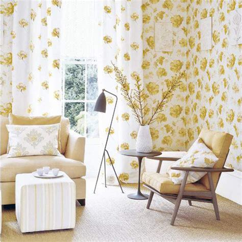 Pastel Yellow Living Room yellow pastel living room design