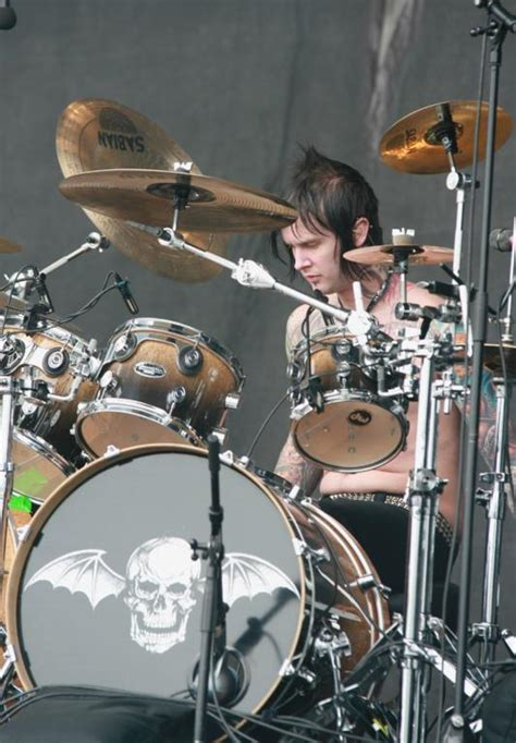 Kaos Avenged Sevenfold Band Kaos Sevenfoldism 4 atika falashaf amrullah my favorite drummer