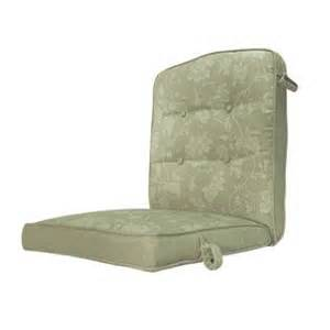 smith cora replacement chair cushion outdoor living patio furniture replacement