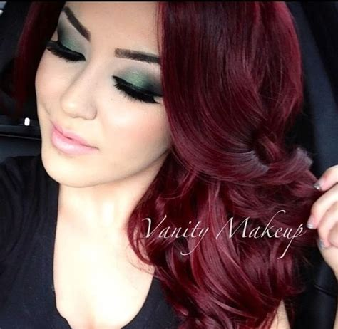 maroon hair color burgundy hair all about hair pinterest my hair red