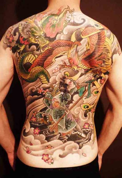 asian back tattoo design 7 best places for tattoos