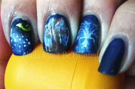 Avatar Nail avatar nails nail by emily nailpolis museum of nail