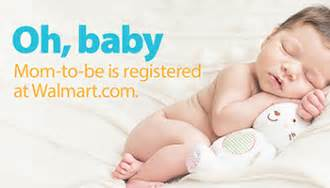how to create your walmart registry parent and baby