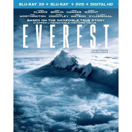 quel film blu ray 3d choisir everest blu ray 3d blu ray dvd hd num 233 rique