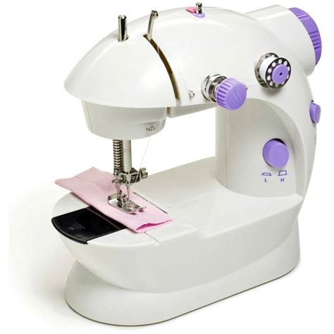 compact sewing machine mini sewing machine hobbycraft