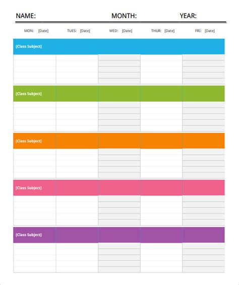 travel itinerary planner template daily itinerary template 7 free documents in