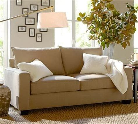 pb comfort sofa pb comfort square arm upholstered sleeper sofa box