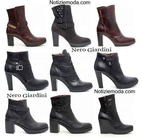 stivaletti nero giardini autunno inverno 2014 scarpe nero giardini autunno inverno 2014 2015 donna